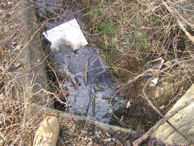 contamination-in-the-culvert